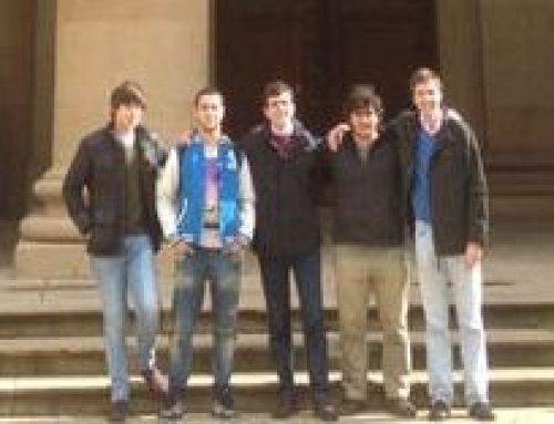 Universitarios por el mundo